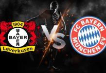 拜耳勒沃库森VS拜仁慕尼黑预测