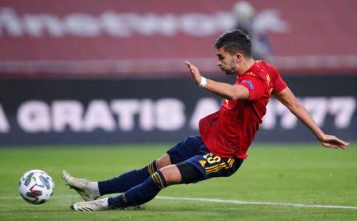 欧国联:西班牙6-0血洗德国,法国4-2逆转瑞典,葡萄牙3-2险胜克罗地亚