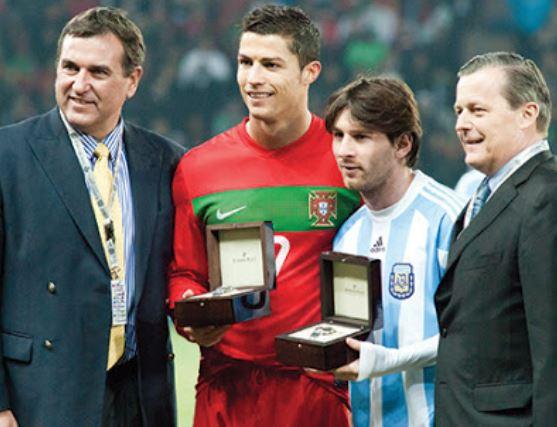 C罗vs梅西:谁是足球界史上最伟大的球员?数据对决